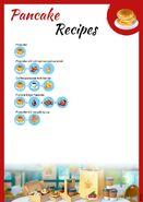 Recipes Pancake