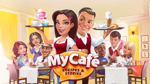 My Café Wiki