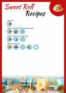 Recipes Sweet Roll