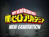 BnHA New Generation