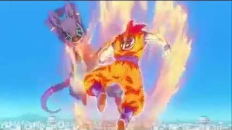 FLOW- Dragon Ball Z Battle of The Gods (HERO)