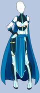 Kyoka's hero costume