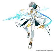 Kyoji Serious form