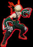Katsuki in My Hero Academia One Justice