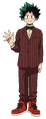 Izuku Midoriya formell