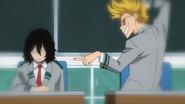 Shota und Hizashi während ihrer Schulzeit