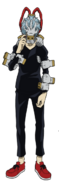 Tomura Shigaraki Anime Profile