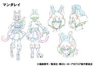 Mandalay Anime Design