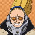 Present Mic Anime Portrait