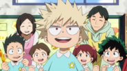 Katsuki und Izuku als Kinder