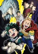 Staffel 4 Volume 1 Cover