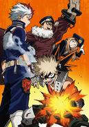 Staffel 4 Volume 4 Cover