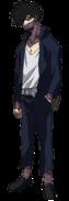 Dabi Heldenkostüm (Anime)
