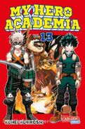 Band 13 Cover