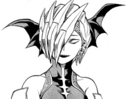 Ryuko im Manga