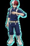Shoto Todoroki One's Justice