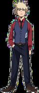 Katsuki Bakugo formell
