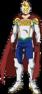 Mirio Togata Heldenkostüm (Anime)