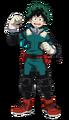 Izuku Midoriya 2. Heldenkostüm