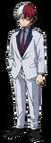Shoto Todoroki formell