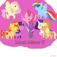 Mlp Meet Mane 8.jpg
