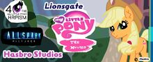 My Little Pony the Movie 2024 40th Anniversary the Animation project Appjack Generation 6.jpg