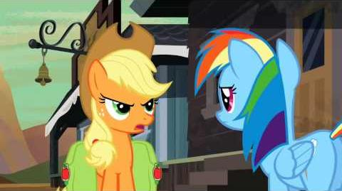My Little Pony Friendship Is Magic - Series 2 - Episode 40 - The Last Roundup