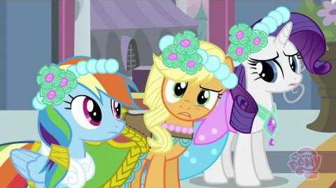 My Little Pony Temporada 2 Una Boda en Canterlot-0