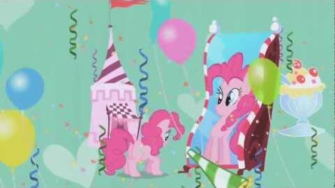 La Canción de la Fantasía de la gala de Pinkie