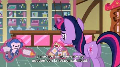 My Little Pony Friendship Is Magic 02x13 (Sub Español) HD
