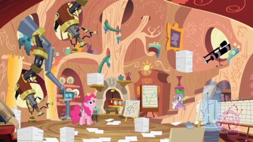 My Little Pony Temporada 2 Cap