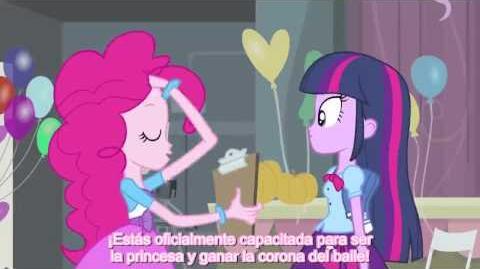 Equestria Girls - Trailer (Sub Spanish)