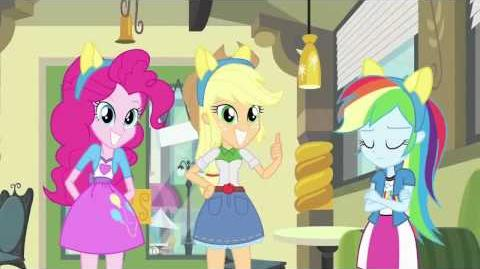 Equestria Girls Trailer 2 Sub Español