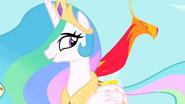 Princess Celestia and Philomena S01E22