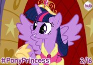 Princess Coronation Clip, Twilight Sparkle