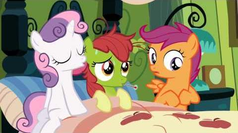 My Little Pony Friendship Is Magic - Series 2 - Episode 38 - Family Appreciation Day