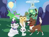 Mane Six's Pets