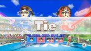 Getting a Tie in Swordplay - Wii Sports Resort