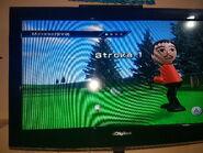 Mohamed in golf-0