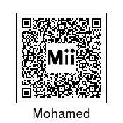 Mohamed qr