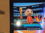 Mohamed in baseball