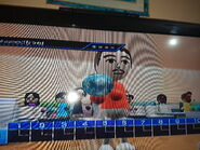 Mohamed in bowling-0