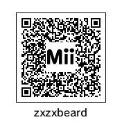 Zxzxbeard QR