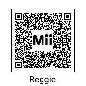 Reggie qr