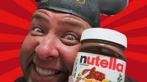 """The_Nutella_Food_Challenge..""""Hands_Free!""""_-_Joeys_World_Tour"""