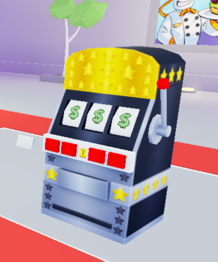 Slot machine my restaurant