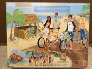 Cruisin the boardwalk artwork