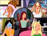 Girls call phones