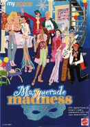 My Scene Masquerade Madness Movie back