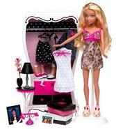 My Scene Getting Ready Barbie Doll